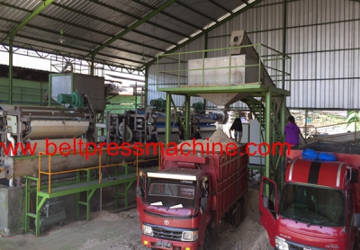 Sold three sets machine again to Indonesia market