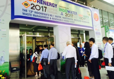 2017 Indowater Indonesia fair